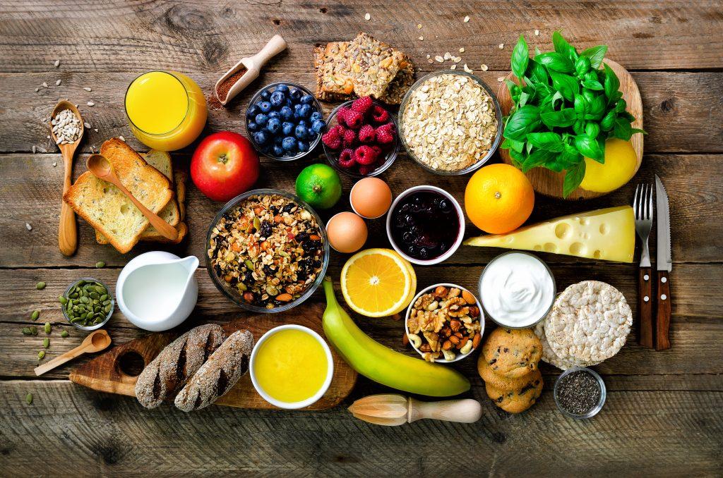 Low-Calorie Breakfast